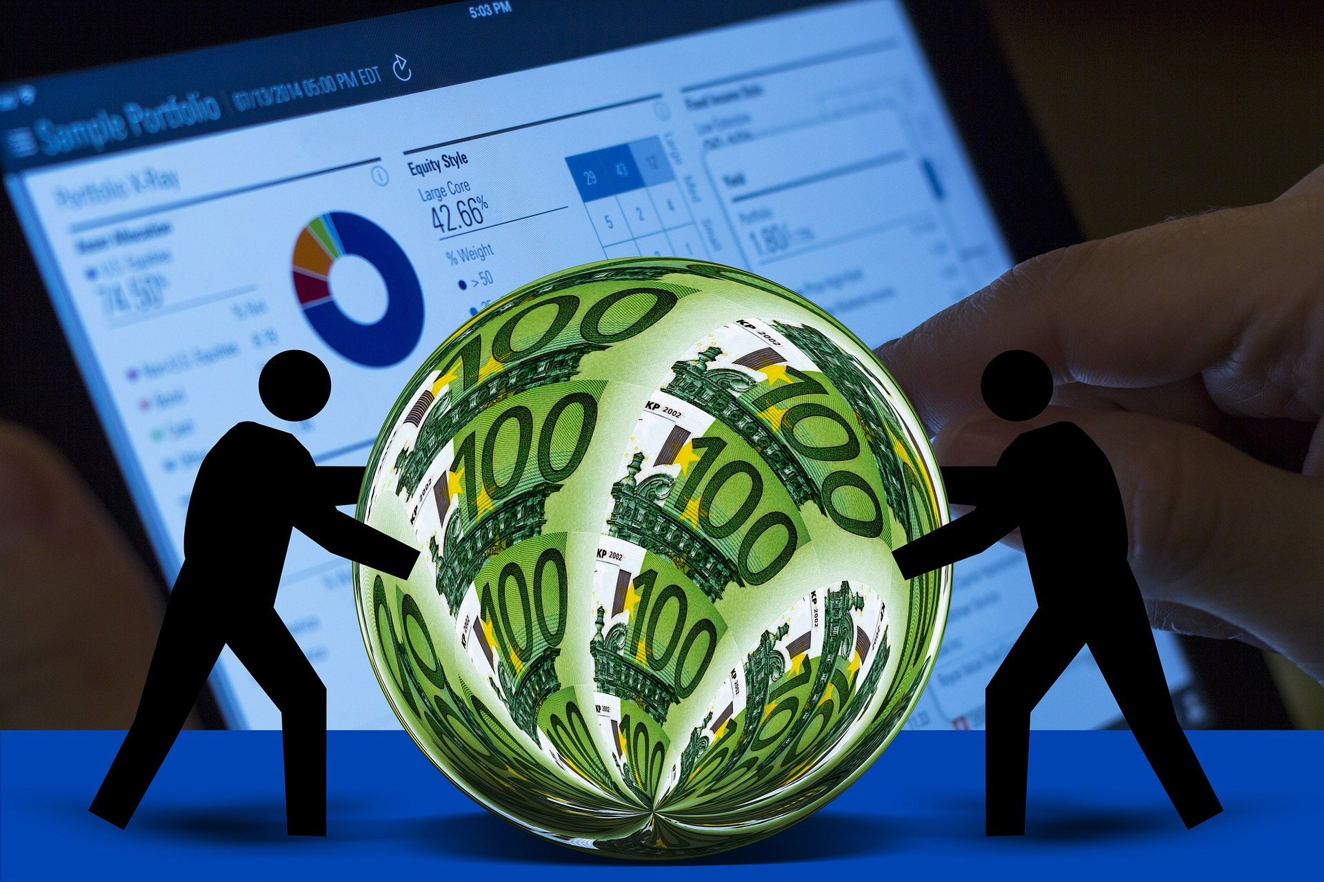株で月に1万円のお金を稼ぎ積立投資を行うと資産はこう変化する!