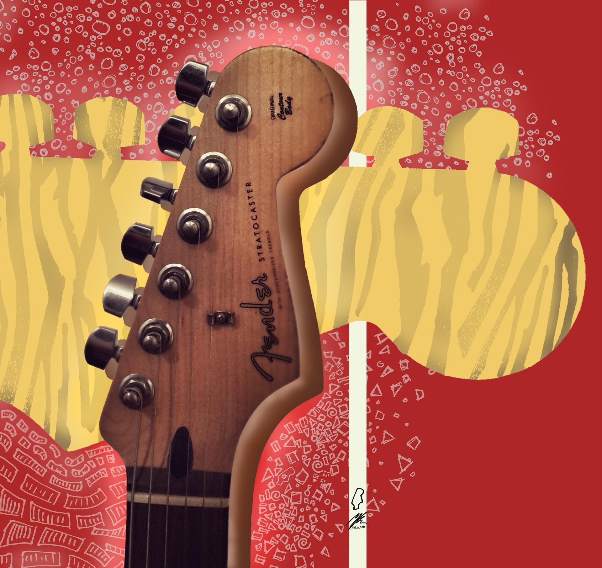 ギターは資産になる?実物資産の投資先として優れている3つの理由を紹介